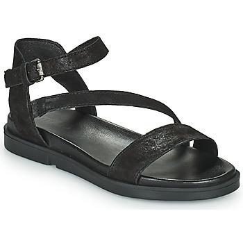 Schuhe Damen Sandalen / Sandaletten Mjus KETTA Schwarz