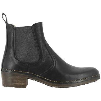 Schuhe Damen Low Boots Neosens 330772010003 BLACK