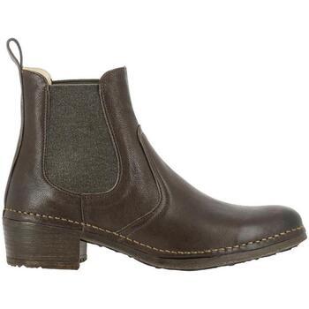 Schuhe Damen Low Boots Neosens  Braun