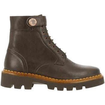 Schuhe Damen Low Boots Neosens 331611120003 BROWN