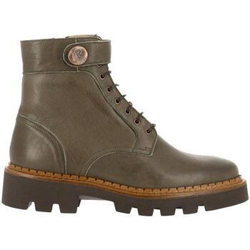 Schuhe Damen Low Boots Neosens  Grün