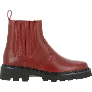 Schuhe Damen Low Boots Neosens  Rot