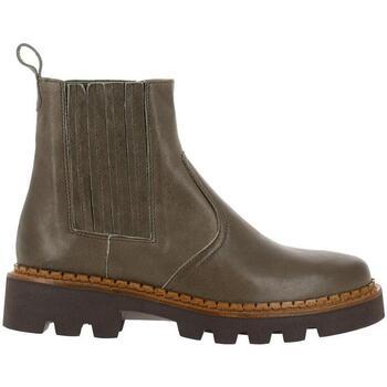 Schuhe Damen Boots Neosens 331621RR0003 GREEN
