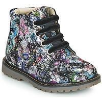Schuhe Mädchen Sneaker High GBB NAREA Schwarz