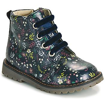Schuhe Mädchen Sneaker High GBB NAREA Blau