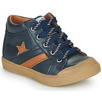 Schuhe Jungen Sneaker High GBB LEON Blau