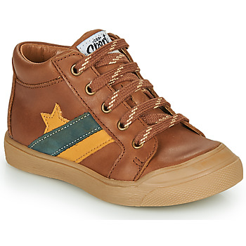 Schuhe Jungen Sneaker High GBB LEON Braun