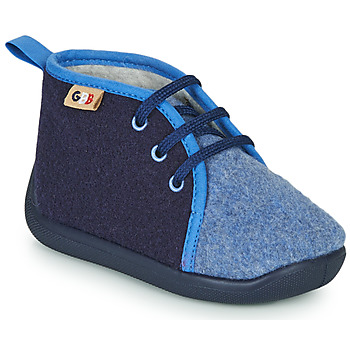 Schuhe Kinder Hausschuhe GBB APOLOCHON Blau