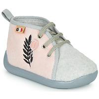 Schuhe Kinder Hausschuhe GBB APOLOCHON Rose