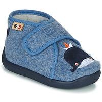 Schuhe Kinder Hausschuhe GBB APOCHOU Blau