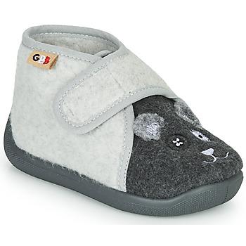 Schuhe Kinder Hausschuhe GBB APOCHOU Schwarz