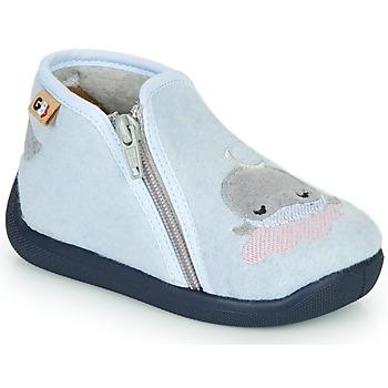 Schuhe Mädchen Hausschuhe GBB APOPOTAM Blau