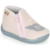 Schuhe Mädchen Hausschuhe GBB APOPOTAM Rose