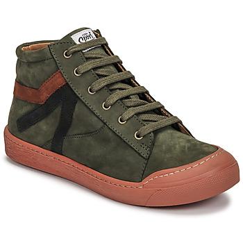 Schuhe Jungen Sneaker High GBB ARNOLD Grün