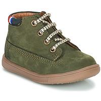 Schuhe Jungen Sneaker High GBB JEANNOT Grün