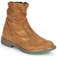 Schuhe Mädchen Boots GBB MICKY Braun
