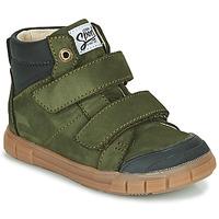 Schuhe Jungen Sneaker High GBB HENI Grün