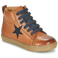 Schuhe Jungen Sneaker High GBB KANY Braun