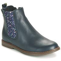 Schuhe Mädchen Boots GBB ARANA Blau
