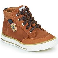 Schuhe Jungen Sneaker High GBB NATHAN Braun