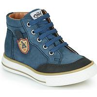 Schuhe Jungen Sneaker High GBB NATHAN Blau