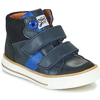 Schuhe Jungen Sneaker High GBB KIMMY Blau