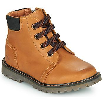 Schuhe Jungen Sneaker High GBB CORRY Gelb