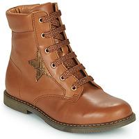 Schuhe Mädchen Sneaker High GBB JAMILA Braun