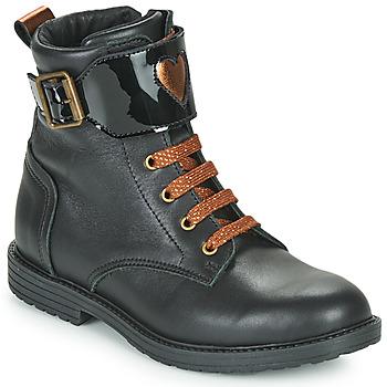 Schuhe Mädchen Sneaker High GBB DOZZY Schwarz