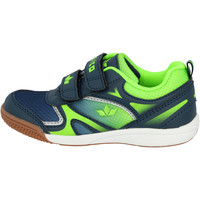 Schuhe Jungen Indoorschuhe Lico Charlie V blau