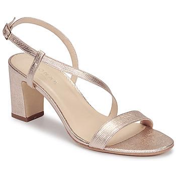 Schuhe Damen Sandalen / Sandaletten Jonak VANESA Gold