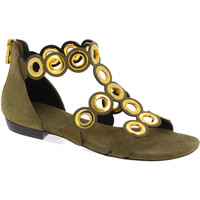Schuhe Damen Sandalen / Sandaletten Barbara Bui L5217CRL27 Marrone chiaro