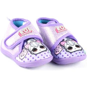 Schuhe Jungen Babyschuhe Easy Shoes - Pantofola viola LOP7749 VIOLA