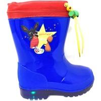 Schuhe Jungen Gummistiefel Easy Shoes - Stivale azzurro BNP7205-09 BLU