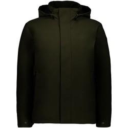 Kleidung Herren Jacken Cmp Sport HE MAN JACKET ZIP HOOD 30K2897 F977 grün