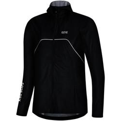 Kleidung Jungen Trainingsjacken Gore Sport GORE® R7 GORE-TEX SHAKED 100458 schwarz