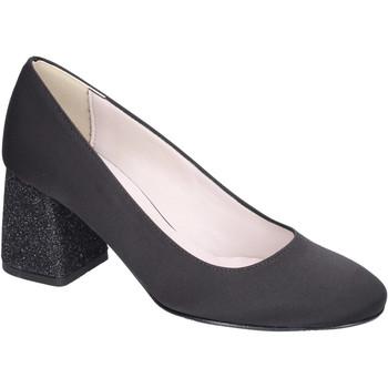Schuhe Damen Pumps Olga Rubini BJ387 Schwarz