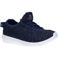 Schuhe Kinder Multisportschuhe Bass3d 42050 Azul