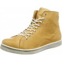 Schuhe Damen Sneaker High Andreaconti So-Stiefel 0341500 camel