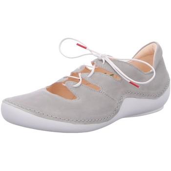 Schuhe Damen Sneaker Low Think Schnuerschuhe 3-000321-2000 grau