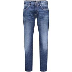 Kleidung Herren Slim Fit Jeans Mac Accessoires Bekleidung Arne Pipe 1973L051700/H663 blau