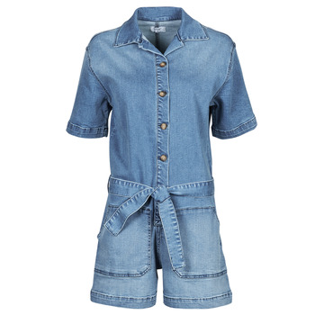 Kleidung Damen Overalls / Latzhosen Betty London ONIOU Blau