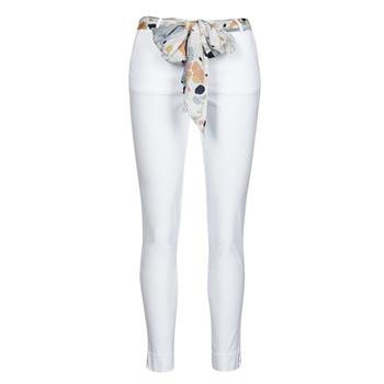 Kleidung Damen 5-Pocket-Hosen Betty London OUMA Weiss