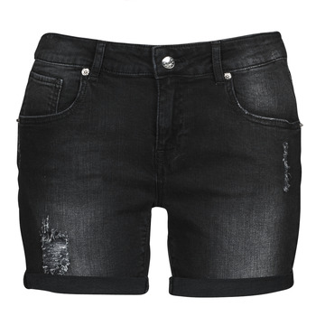 Kleidung Damen Shorts / Bermudas Moony Mood ONANA Schwarz