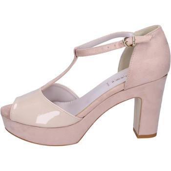 Schuhe Damen Sandalen / Sandaletten Olga Rubini BJ397 Beige