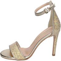 Schuhe Damen Sandalen / Sandaletten Olga Rubini BJ402 Platin