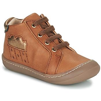 Schuhe Mädchen Sneaker High GBB APOLOGY Braun