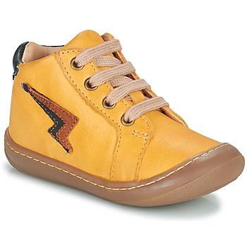 Schuhe Jungen Sneaker High GBB APODAMI Gelb