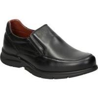 Schuhe Herren Slipper Nuper ZAPATOS  1251 CABALLERO NEGRO Noir