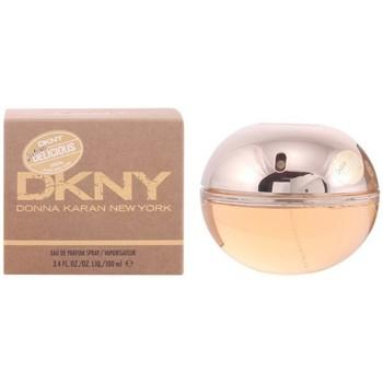 Beauty Damen Eau de parfum  Donna Karan Be Delicious  Golden - Parfüm - 100ml - VERDAMPFER Be Delicious  Golden - perfume - 100ml - spray